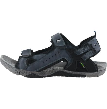 Vara. Sandal. Öppen tå och häl.