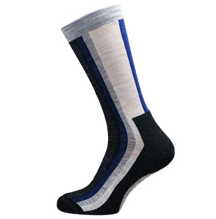 Blue stripe terry