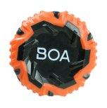 BOA. Mekanism inkl ratt. Orange.